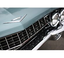1961 Cadillac Series 62 Photographic Print