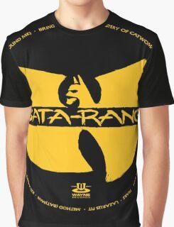 Batman Hiphop Style Graphic T-Shirt