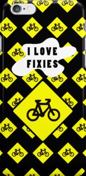 I love FIXIES by lrenato