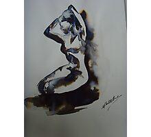 Lather Photographic Print