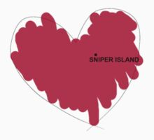Sniper Island is in your Heart by Alex Cherry