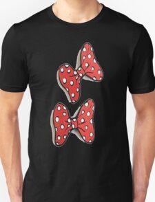 Bow bow Unisex T-Shirt