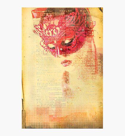 Identity Photographic Print
