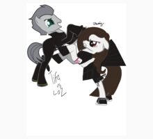 Tifa vs Loz - FFVII ACC (Pony Version) by FFSteF09