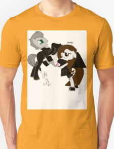 Tifa vs Loz - FFVII ACC (Pony Version) Unisex T-Shirt