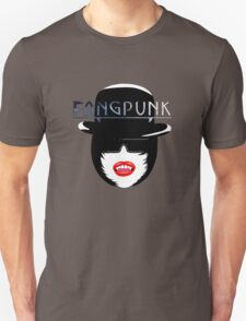 Fangpunk English Bowler Hat T Shirt T-Shirt