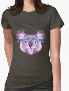 Koala Animals Gift Womens Fitted T-Shirt