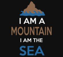 Biffy Clyro Mountains T-Shirt by RowanArthur93