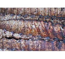Grilled Baby Back Ribs Photographic Print