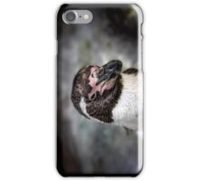 P.O.'d Penguin iPhone Case/Skin