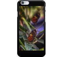 2 Butterflies iPhone Case/Skin