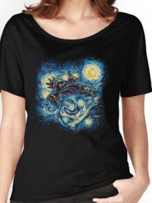 Starry Flight Women's Relaxed Fit T-Shirt