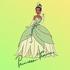 Princess Tiana by emilyg23