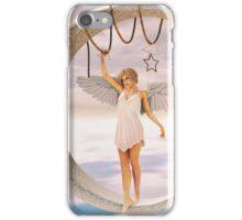 Moon Angel iPhone Case/Skin