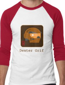 Dexter Grif Men's Baseball ¾ T-Shirt