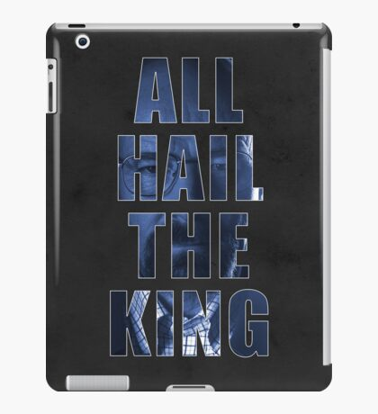 All Hail The King iPad Case/Skin