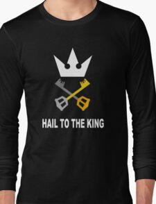 Kingdom Hearts - Hail To The King Long Sleeve T-Shirt