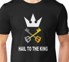 Kingdom Hearts - Hail To The King Unisex T-Shirt