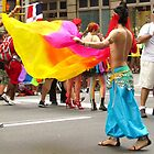 Colourful Pride, New York City by Alberto  DeJesus