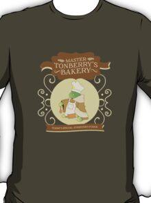 Master Tonberry's Bakery T-Shirt
