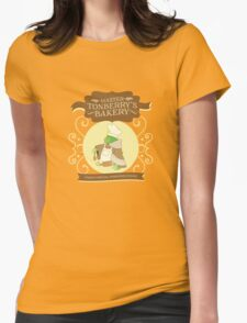 Master Tonberry's Bakery Womens Fitted T-Shirt