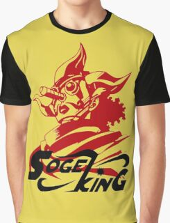 Sogeking The Sniper King Graphic T-Shirt