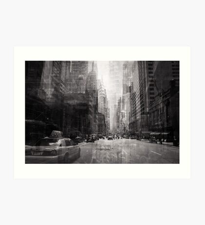 The New York Experience Art Print