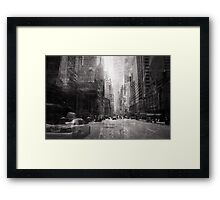 The New York Experience Framed Print