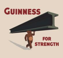 Bear for Strength (Guinness Parody) by Bob Buel