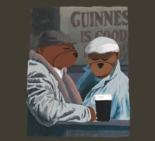 2 Old Bears Drinking (Guinness Parody) by Bob Buel