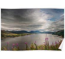 Scotland's Landscape Poster