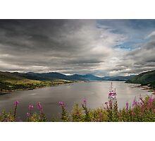 Scotland's Landscape Photographic Print