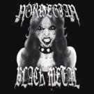 Norwegian Black Metal by MetalheadMerch