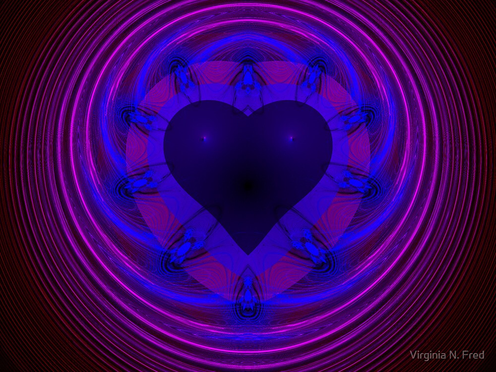 Heart Beat by Virginia N. Fred