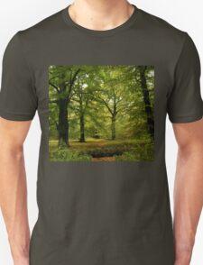 Golden-green cathedrals... T-Shirt