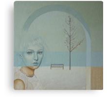 Winter Rhapsody Canvas Print