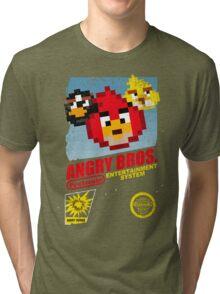 Angry Bros. Tri-blend T-Shirt