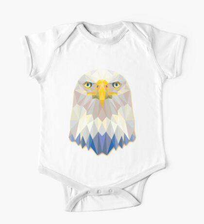 Eagle Animals Gift One Piece - Short Sleeve