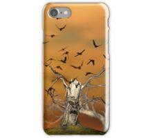 Pesky Birds iPhone Case/Skin