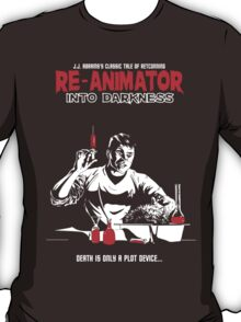 Re-Animator Into Darkness T-Shirt