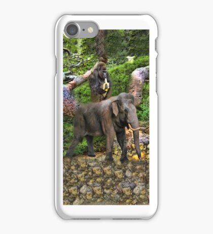 WE GO TOGETHER LIKE BANANA AND PEANUTS IPHONE CASE ☀ ツ iPhone Case/Skin