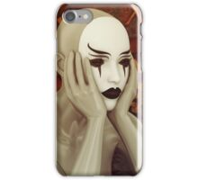 Mourning The Passing of Time iPhone Case/Skin