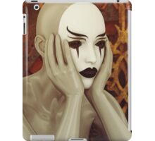 Mourning The Passing of Time iPad Case/Skin