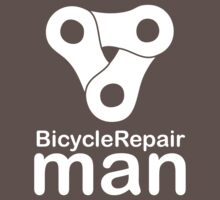 Bicycle Repair Man (dark) version II by KraPOW