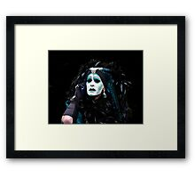 Femme Fatale (aka Kind of a Drag) Framed Print