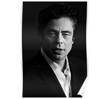 Benicio del Toro - actor Poster