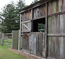 The Old Stables by aussiebushstick