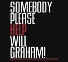 Another Help Will Graham Shirt by Isabelle M