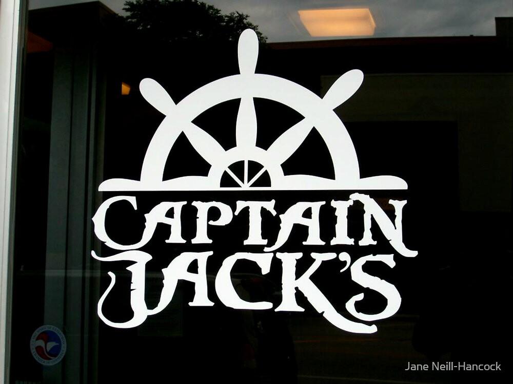 Captain Jacks Tobacco Lounge by Jane Neill-Hancock
