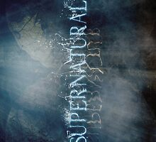 Supernatural - Title Card by frankiieffect
